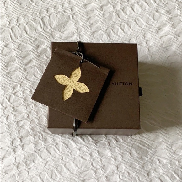 Louis Vuitton Small Brown Pull Out Gift Box